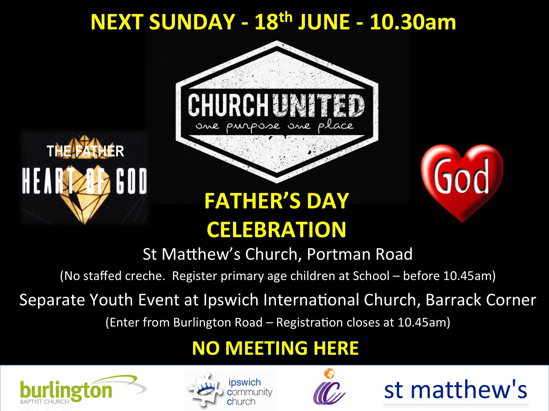 IMG-Church United Ad